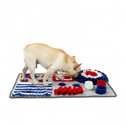 Dog Puzzle Interactive Training Mat